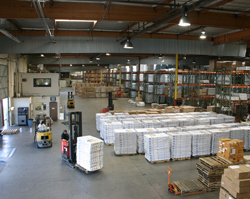 Shared Warehousing in Los Angeles and Throughout West Region