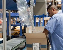 eCommerce Fulfillment Services in California