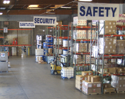 Quality Program for Third Party Warehousing and Fulfillment