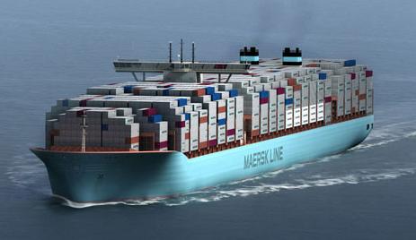 big ships socal ports