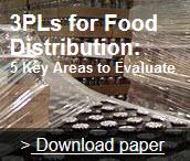 3pl food distribution