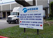 weber logistics chemical storage