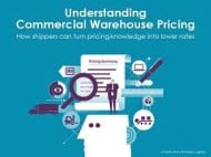 warehouse pricing guide