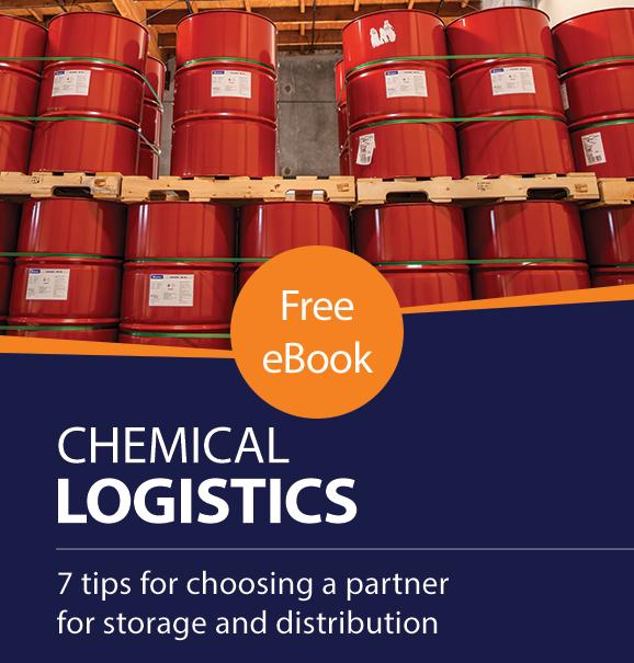 Chemical Warehouse | Weber Logistics