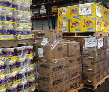 food distribution logistics