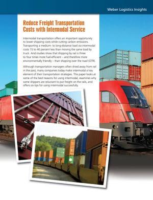 Intermodal-cover