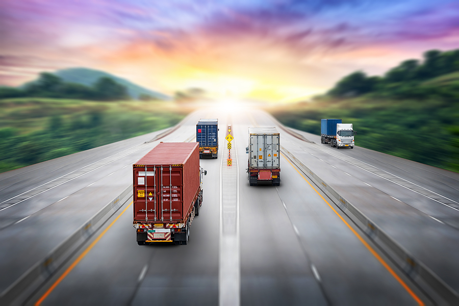 Truck-Transport-Container