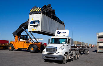 container drayage companies