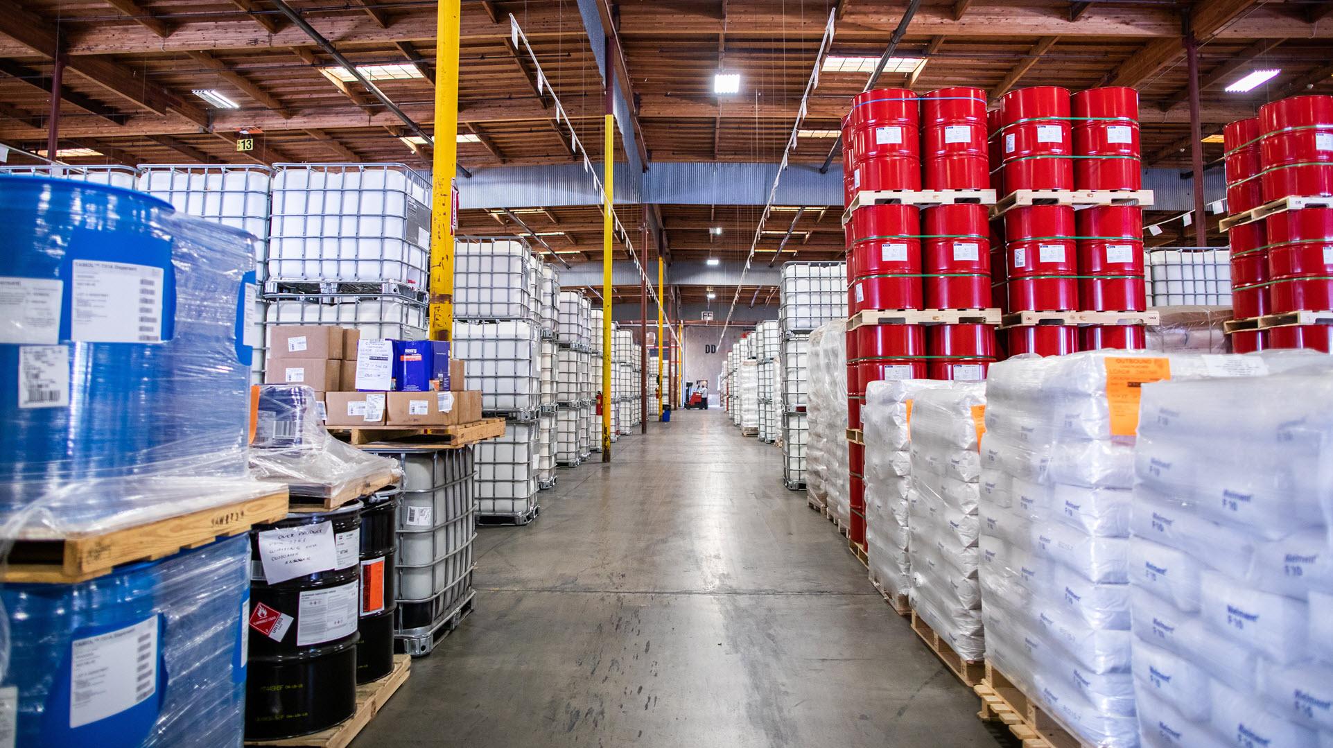 3pl los angeles warehousing