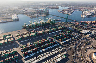 container drayage los angeles