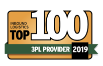 Inbound Logistics 2019 award